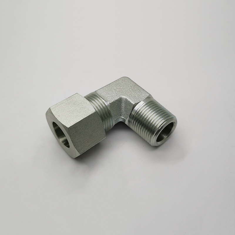 1CT9 1CT9-RN 90°公制24°Light Type / BSPT MALE 60°中国工厂,连接器