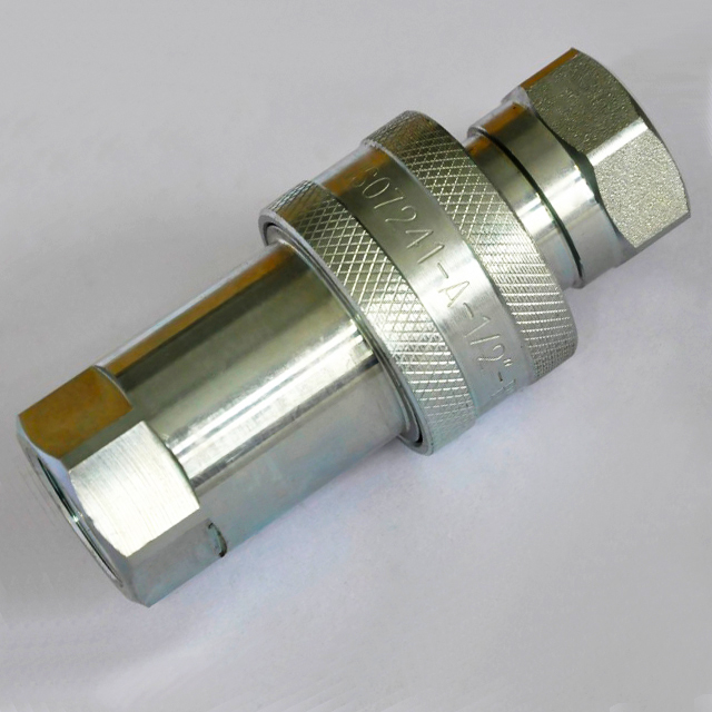 ISO7241-A S1-SS CLOSE TYPE Hydraulic快速释放联结(Stainless Steel)
